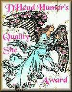 DHead Hunter's Quality Site Award