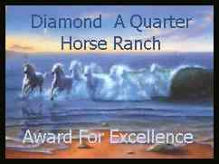 Diamond A Quarter Horse Ranch