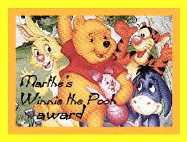 Marthe's Winnie the Pooh Award