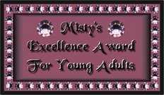 Misty's Excellence Award