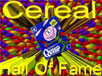 Breakfast Cereal Hall of Fame