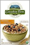 Cascadian Farm Oats and Honey Granola
