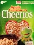 General Mills - Kermit Apple Cinnamon Cheerios