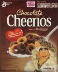 General Mills - Miss Piggy Chocolate Cheerios