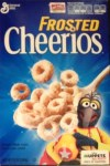 General Mills - Gonzo teh Great Frosted Cheerios
