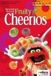 General Mills - Animal Fruity Cheerios