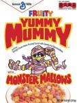 General Mills - Fruity Yummy Mummy