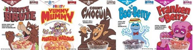 Original Monster Cereals