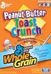 General Mills Peanut Butter Toast Crunch