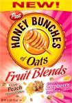 Post Honey Bunches of Oats - Fruit Blends