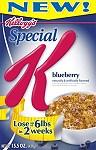 Kellogg's Special K Blueberry
