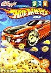 Hot Wheels Cereal