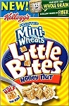 Frosted Mini-Wheats Little Bites Honey Nut