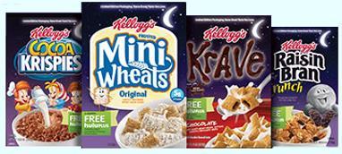 Kellogg's Night Boxes