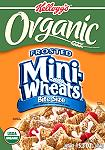 Organic Bite Sized Frosted Mini-Wheats