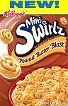 Mini-Swirlz Peanut Butter Blast