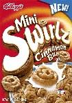 Mini Swirlz Cinnamon Bun