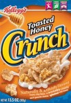 Kellogg's Toasted Honey Crunch
