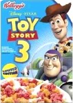 Kellogg's Toy Story 3 Cereal