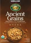 Kirkland Ancient Grains Granola with Almonds