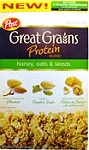 Post Great Grains Protein Blend: Honey, Oats & Seeds