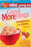 Post - Good Morenings - Strawberry and Creme