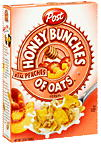 Honey Bunches of Oats with Peaches