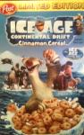 Ice Age Continental Drift Cinnamon Cereal