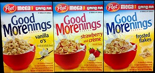 Good Morenings Cereal 1