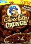 Quaker Oats Capn Crunch Chocolatey Crunch