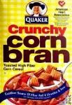 Quaker Crunchy Corn Bran