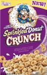 Quaker Oats - Cap'n Crunch's Sprinkled Donut Crunch