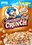 Quaker Cap'n Crunch Cinnamon Roll Crunch