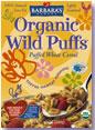 Organic Wild Puffs
