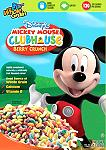 Mickey Mouse Clubhouse Berry Crunch