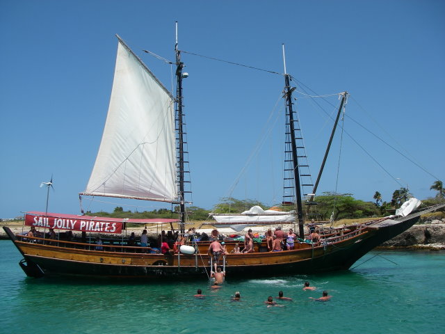 Jolly Pirates in Aruba