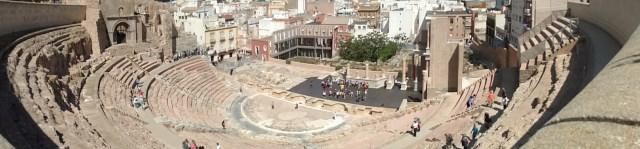 Cartagena Roman Amphitheatre