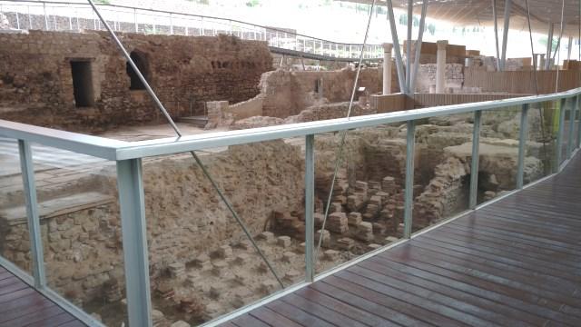 Cartagena Parque Arqueol�gico Cerro del Molinete