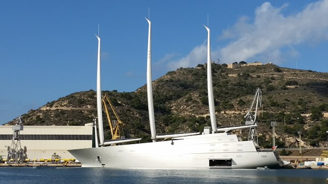 Cartagena Superyacht
