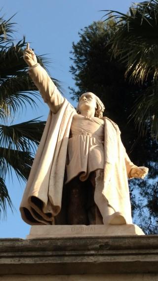 Cartagena Clumbus Statue