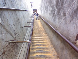 Diamond Head 99 Steps
