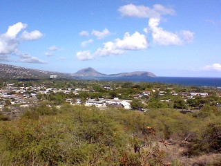 Diamond Head Park Entrance Lookout