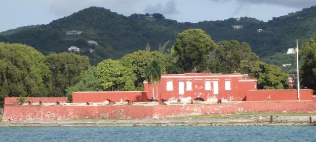 Fort Frederik, St. Croix