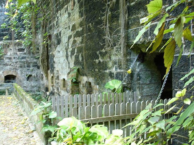 Fort Hamilton Moat