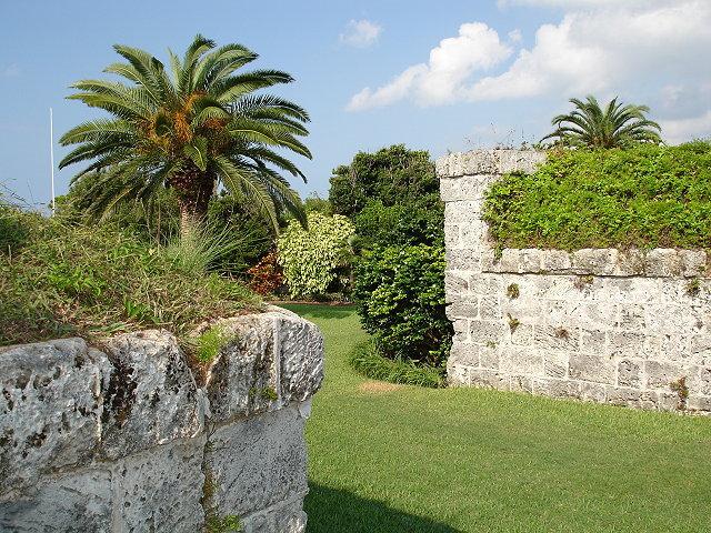Fort Hamilton grounds
