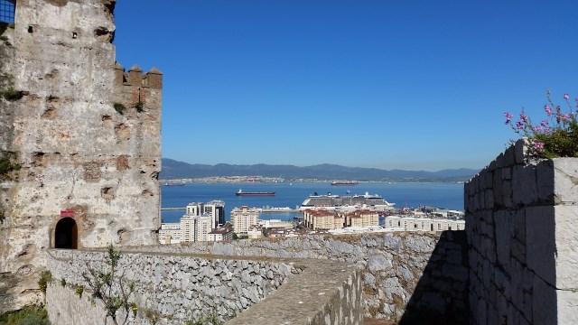 Gibraltar Moorish Castle