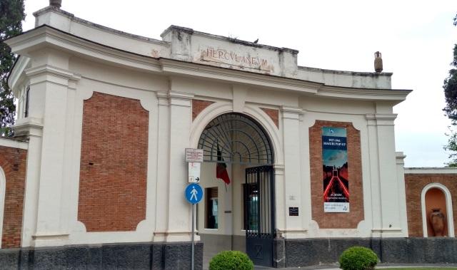 Herculaneum Entrance