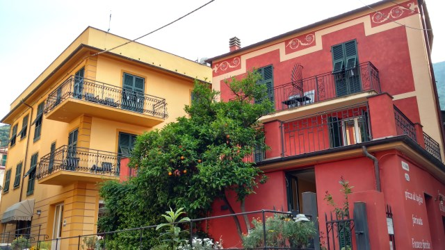 Two Monterosso Buildings