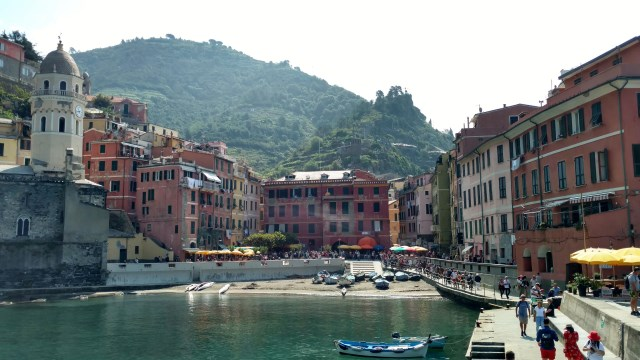Vernazza Town