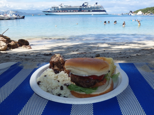 Labadee Lunch